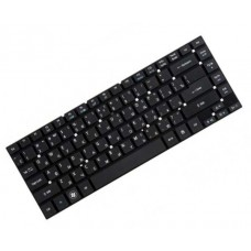 Клавиатура для ноутбука Acer Aspire 3830, 4830, 4755, ES1-511, ES1-411, ES1-431, E1-410, E1-422, V3-472, Black, RU (PK130IO4C04)