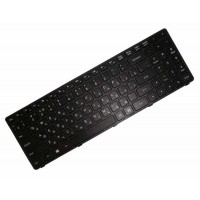 Клавиатура для ноутбука Lenovo B50-50, IdeaPad 100-15IBD RU, Black (PK1310E1A00)