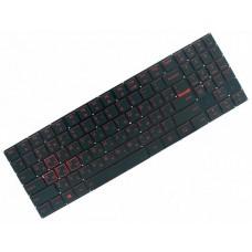 Клавиатура для ноутбука Lenovo Legion Y520-15 RU, Black, Backlight  original (PK1313B5B00)