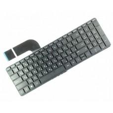 Клавиатура для ноутбука HP Pavilion 15-P, 15Z-P, 17-F RU, Black, Without Frame, Backlight (PK1314D1A17)