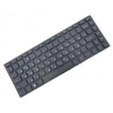 Клавиатура для ноутбука Lenovo Yoga 700-14ISK, Yoga 3-1470, IdeaPad 500S-13ISK, U31-70, E31-70, E31-80 RU, Black, Without Frame (PK131BL3B05)