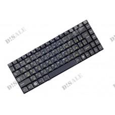 Клавиатура для ноутбука Fujitsu Amilo Li1705, V2030, V2055, L1310, V3515, Pa1538, L7320 MSI S250, S270, S310 RU, Black (S11-00RU011-SA0)