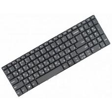 Клавиатура для ноутбука Lenovo IdeaPad 320-15IAP, 320-15ABR, 320-15AST, 320-15ISK, 330-15IKB, 330-15IGM RU, Gray, Without Frame, PWR (SN20K93009)