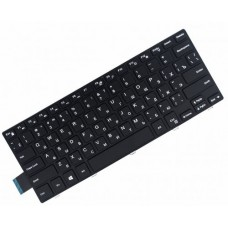 Клавиатура для ноутбука Dell Latitude 3450, Vostro 14 3445 , Inspiron 14 3441 RU, Black (TCKCW)