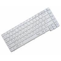 Клавиатура для ноутбука Acer Aspire 4220, 4310, 4520, 4710 RU, White (9J.N5982.70R)