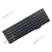 Клавиатура для ноутбука Fujitsu Amilo XA3520, XA3530, PI3625, LI3910, XI3650 RU, Black (V080329BK4)