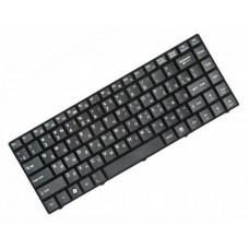 Клавиатура для ноутбука MSI CX420, CR420 RU, Black (V111822AK1)