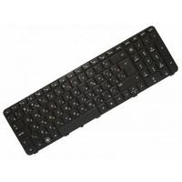 Клавиатура для ноутбука HP Pavilion DV7-4000, DV7-4100, DV7-4200, DV7-4300 RU, Black, Frame Black (V112946BK1)
