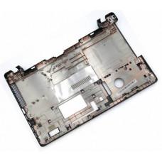 Нижняя крышка для ноутбука Asus X550 no USB black