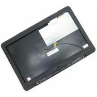 Крышка экрана в сборе для ноутбука Asus A555, K555, X555 black