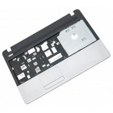 Верхняя крышка для ноутбука Acer Aspire E1-521, E1-531, E1-571, E1-531G, E1-571G black / silver