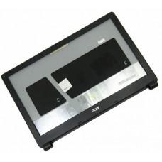 Крышка экрана в сборе для ноутбука Acer Aspire E1-572, E1-530, E1-570 silver