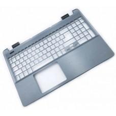Верхняя крышка для ноутбука Acer Aspire E5-511, E5-531 silver