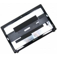 Крышка экрана в сборе для ноутбука Lenovo IdeaPad G580, G585 black matte