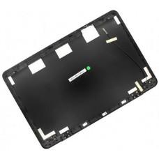 Крышка экрана для ноутбука Asus X555 series black metallic