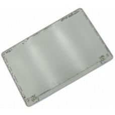 Крышка экрана для ноутбука HP 250 G6, 255 G6 silver