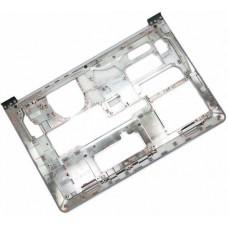 Нижняя крышка для ноутбука Dell Inspiron 5545, 5547 black/silver