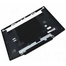 Крышка экрана для ноутбука HP Pavilion 15-CX black, green logo, original
