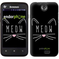 Чехол для Lenovo A300 Kitty 3677u-229