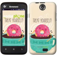 Чехол для Lenovo A300 Treat Yourself 2687u-229