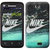 Чехол для Lenovo A300 Water Nike 2720u-229