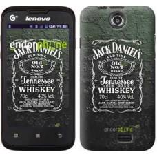 Чехол для Lenovo A300 Whiskey Jack Daniels 822u-229