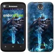 Чехол для Lenovo A300 World of Warcraft. King 644u-229