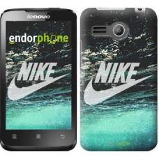 Чехол для Lenovo A316 Water Nike 2720u-199