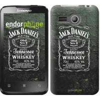 Чехол для Lenovo A316 Whiskey Jack Daniels 822u-199