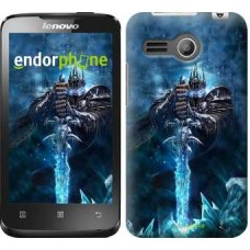 Чехол для Lenovo A316 World of Warcraft. King 644u-199