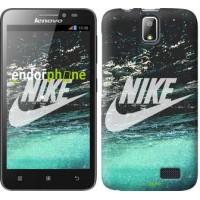 Чехол для Lenovo A328 Water Nike 2720u-230