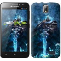 Чехол для Lenovo A328 World of Warcraft. King 644u-230