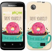 Чехол для Lenovo A398t Treat Yourself 2687u-436