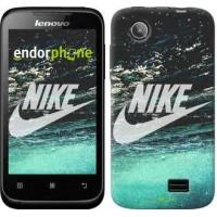 Чехол для Lenovo A369i Water Nike 2720u-291