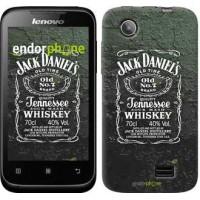 Чехол для Lenovo A369i Whiskey Jack Daniels 822u-291