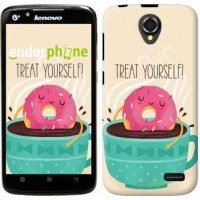 Чехол для Lenovo A388t Treat Yourself 2687u-285