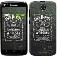 Чехол для Lenovo A388t Whiskey Jack Daniels 822u-285