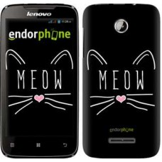 Чехол для Lenovo A390 Kitty 3677u-948