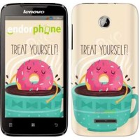 Чехол для Lenovo A390 Treat Yourself 2687u-948