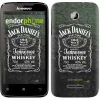 Чехол для Lenovo A390 Whiskey Jack Daniels 822u-948