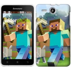Чехол для Lenovo A529 Minecraft 4 2944u-200
