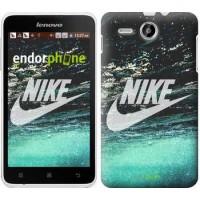 Чехол для Lenovo A529 Water Nike 2720u-200