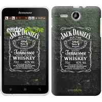 Чехол для Lenovo A529 Whiskey Jack Daniels 822u-200