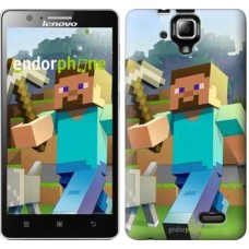 Чехол для Lenovo A536 Minecraft 4 2944m-149