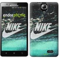 Чехол для Lenovo A536 Water Nike 2720m-149