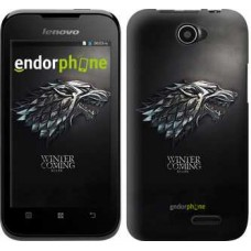 Чехол для Lenovo A66 Game of thrones. Stark House 1120u-290
