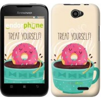 Чехол для Lenovo A66 Treat Yourself 2687u-290
