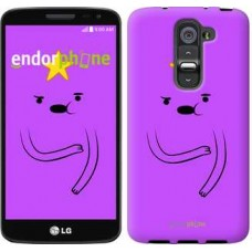 Чехол для LG G2 mini D618 Adventure Time. Lumpy Space Princess 1122u-304