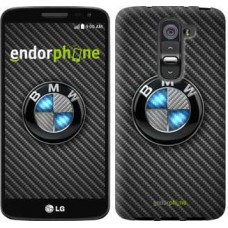 Чехол для LG G2 mini D618 BMW. Logo v3 3109u-304