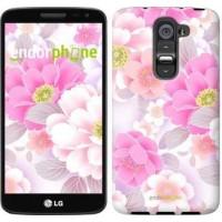 Чехол для LG G2 mini D618 Цвет яблони 2225u-304
